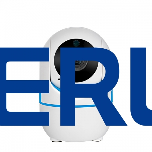 KERUI 1080p wifi ip camera 360 degree  cctv wifi camera